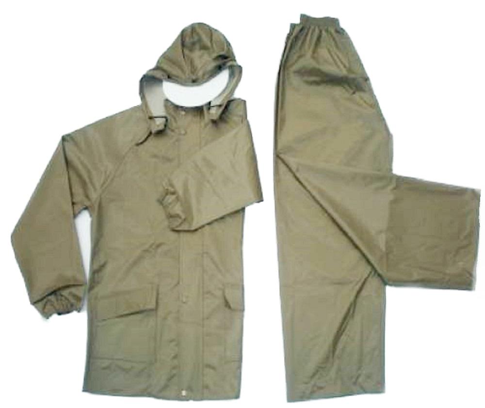 Quần áo mưa quân nhu loại 2