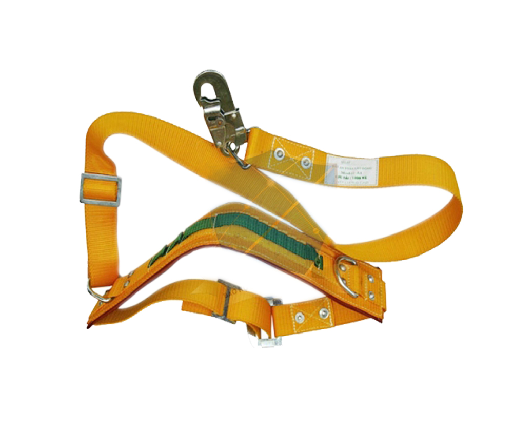 Cách thắt dây an toàn bằng dây thừng