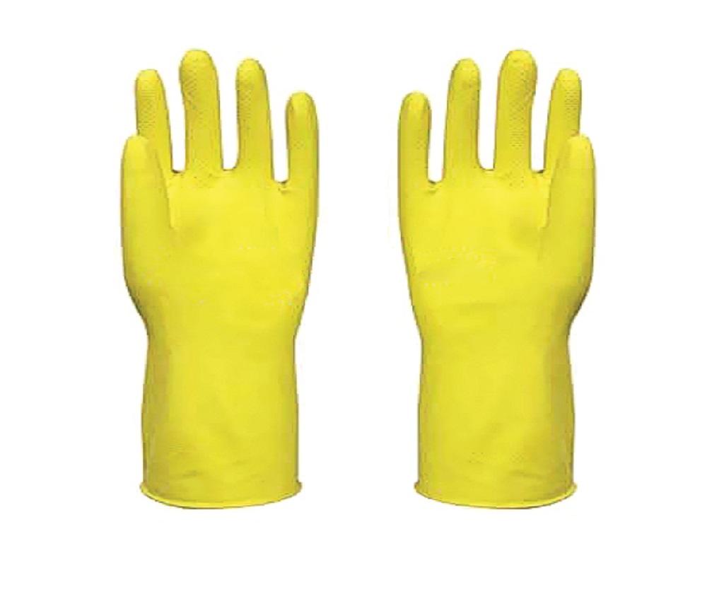 Găng tay cao su Đ.Cầu Vồng dài