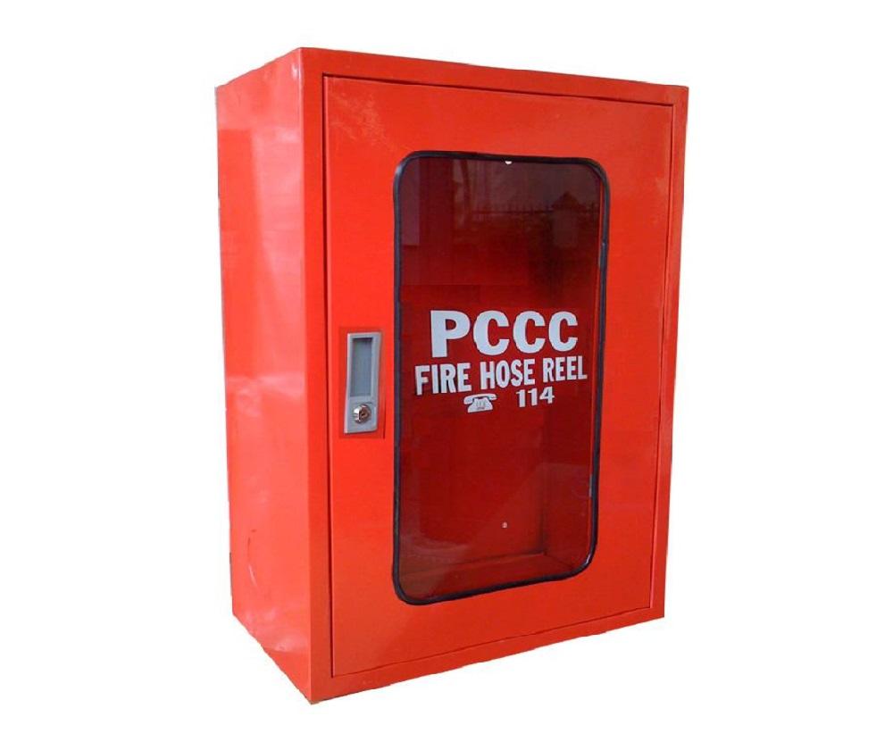 Hộp đựng bình cứu hỏa 500x700x220cm
