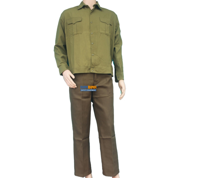 Quần áo bảo vệ - Quân đội
