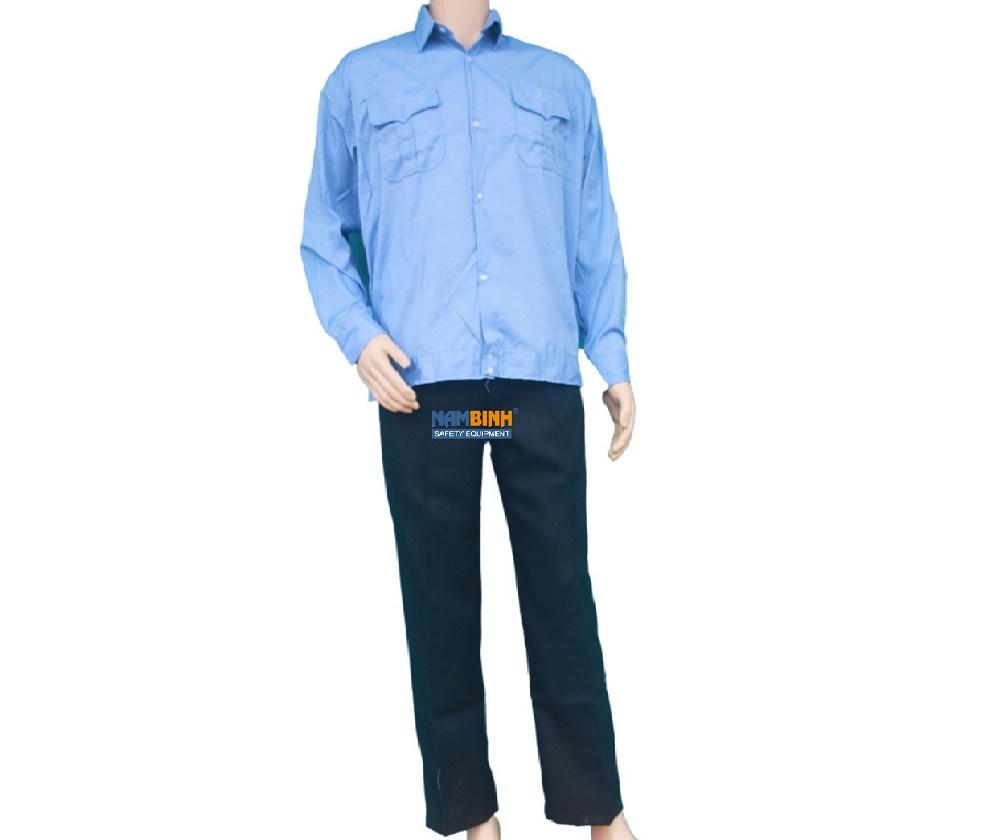 Quần áo bảo vệ loại 2