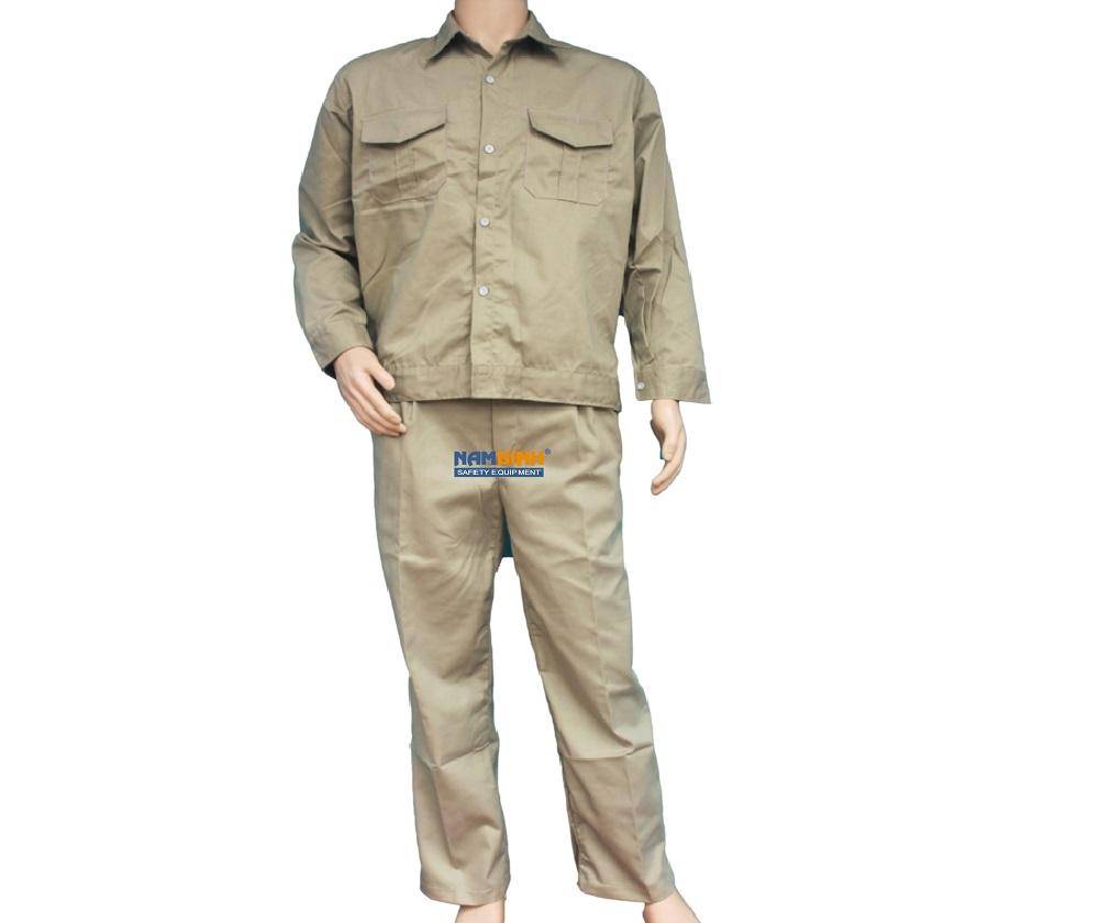 Quần áo Kaki Nam Định 2731 (dầy) may phản quang
